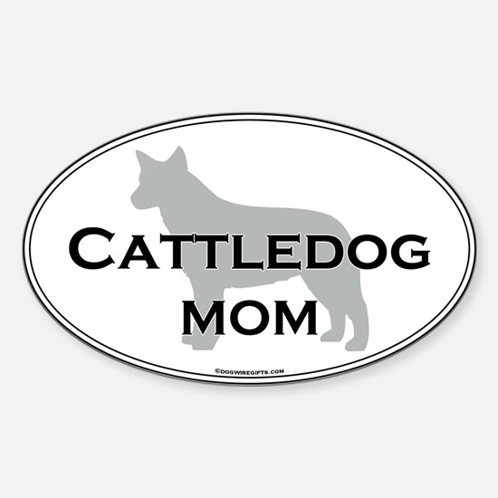 ACD MOM Oval Decal