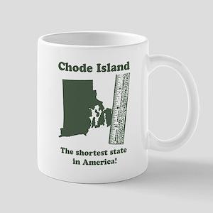 Chode Island Commorative Mug