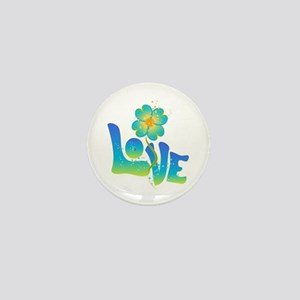 Max Love Mini Button