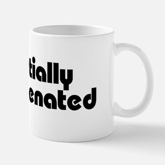 Partially hydrogenated - Mug