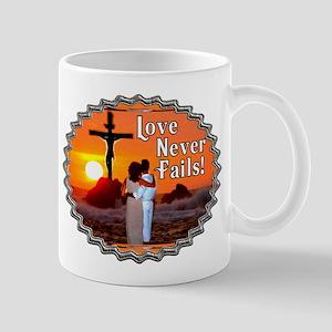 Love Never Fails! Mug