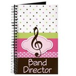 Band Director Music Journal Gift Journal