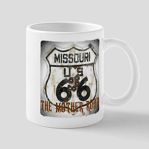 Missouri Worn 66 Mug