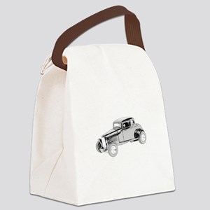 Ford Coupe 1932 -colored Canvas Lunch Bag