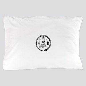 Masonic Logo Pillow Case