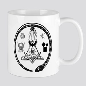Masonic Logo Mug