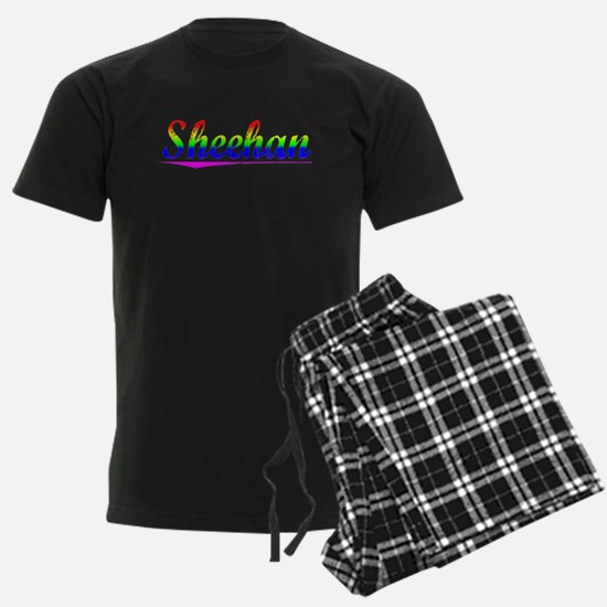 Sheehan, Rainbow, Pajamas