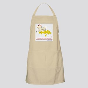 Some Learn Best BBQ Apron