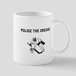 Police the Crease Mug