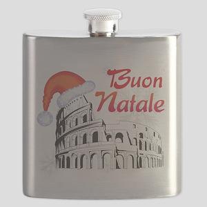 Buon Natale Flask