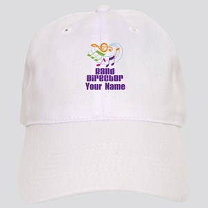 Personalized Band Director Cap