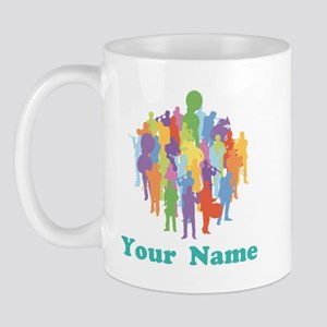 Personalized Marching Band Mug