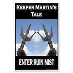 Enter Ruin Mist: Large Poster