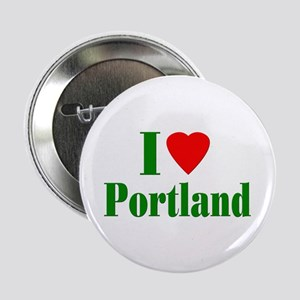 "I Love Portland 2.25"" Button (100 pack)"