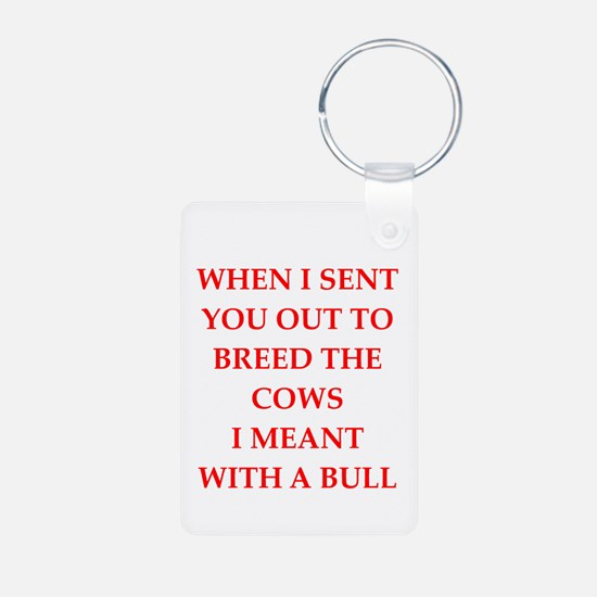 cows Keychains