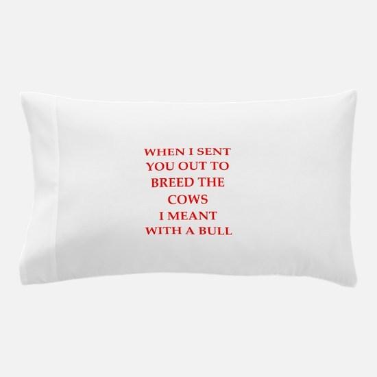 cows Pillow Case