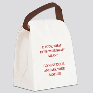 x Canvas Lunch Bag