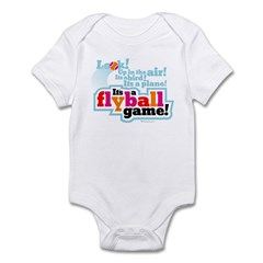 Baby Flyball Creeper/Onesie