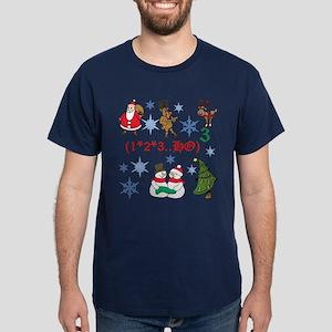 HO Factorial Cubed Dark T-Shirt