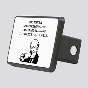 psycho Rectangular Hitch Cover