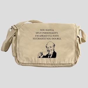 psycho Messenger Bag