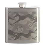 Leaping Hound Flask