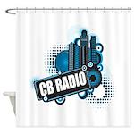cbshirt Shower Curtain