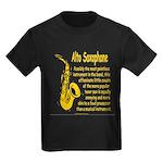 Alto Saxophone Kids Dark T-Shirt