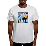 Last Man Standing Commerative Ash Grey T-Shirt