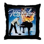 Last Man Standing Commerative Throw Pillow