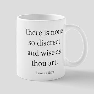 Genesis 41:39 Mug