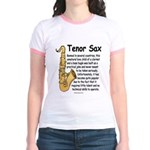 Tenor Sax Jr. Ringer T-Shirt