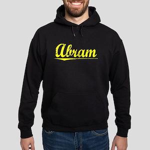 Abram, Yellow Hoodie (dark)