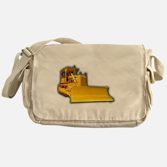 Bulldozer Messenger Bag