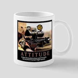 Sniper Attitude Mug