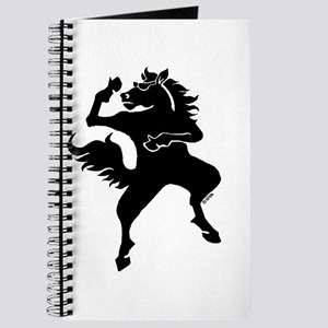 Cool horse dance style Journal