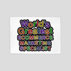 World's Greatest ECOMMERCE MARKETING SPECIALIST 5'