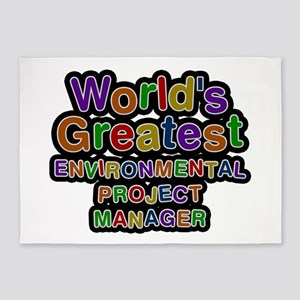 World's Greatest ENVIRONMENTAL PROJECT MANAGER 5'x