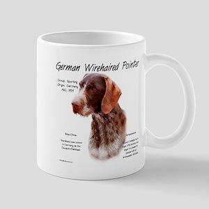 German Wirehaired Pointer 11 oz Ceramic Mug