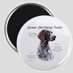 German Shorthaired Pointer Magnet