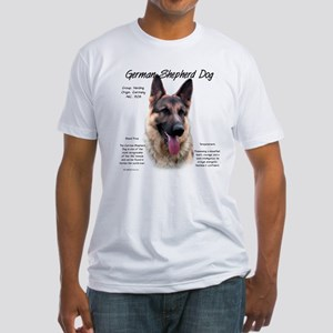 GSD Fitted T-Shirt