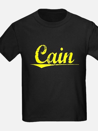 Cain, Yellow T