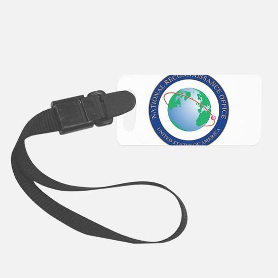 NRO seal Luggage Tag