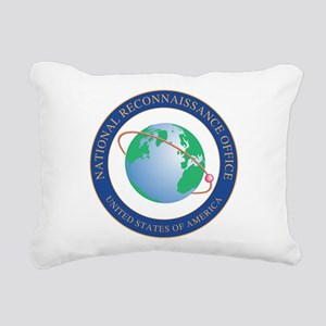NRO seal Rectangular Canvas Pillow