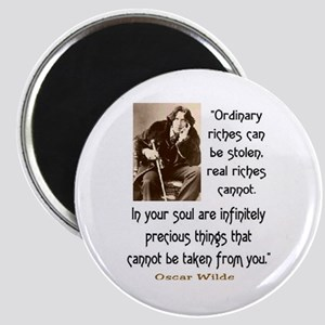 OSCAR WILDE QUOTE Magnet
