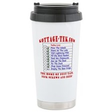 ToDo Stainless Steel Travel Mug