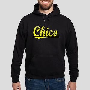 Chico, Yellow Hoodie (dark)