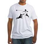 Tampa Bay Fencers Fitted T-Shirt