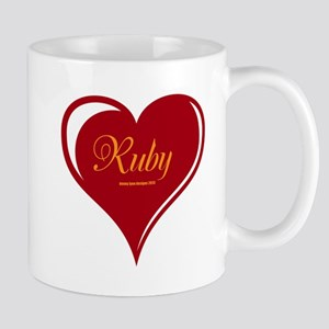 Ruby Name Mug