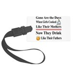 CookLikeMotherFather Large Luggage Tag
